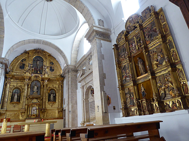 Convento de Santo Domingo Real. Segovia (U)