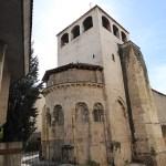 Iglesia de San Clemente. Segovia. (U)