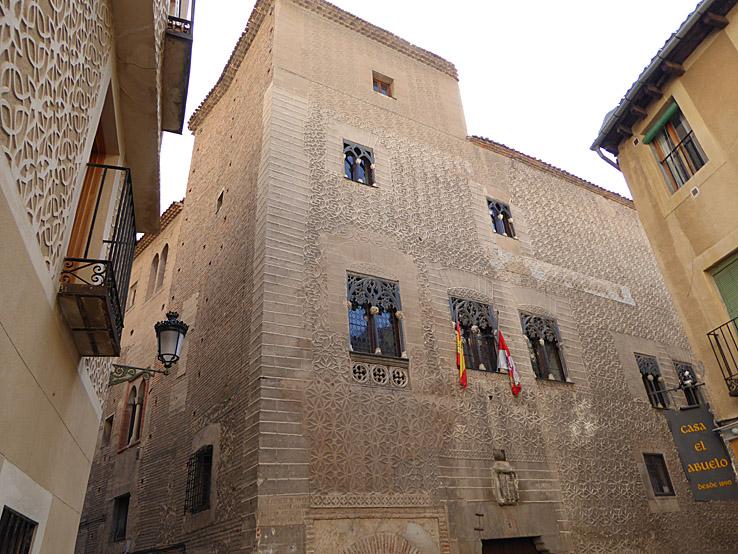 Palacio del Conde Alpuente. Segovia (U)