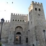 Puerta de Alfonso. Toledo