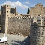 Del av stadsmuren. Toledo (U)