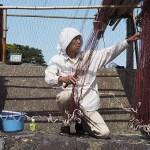 Fiskare. Izu Kogen