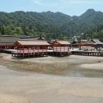 Templet Itukushima-jinia. Miyajima (U)