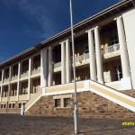 """Parlamentshuset. """"Tintenpalats"""". Windhoek"""