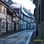 Gatumiljö. Goslar. Tyskland (U)