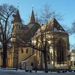 St Jakobikirche. Goslar