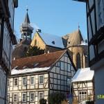 Frankenberger Kirche. Goslar