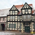 Klopstockhaus. Quedlinburg