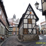 Huset Finkenherd. Lange Gasse. Quedlinburg