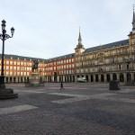 Plaza Mayor. Madrid