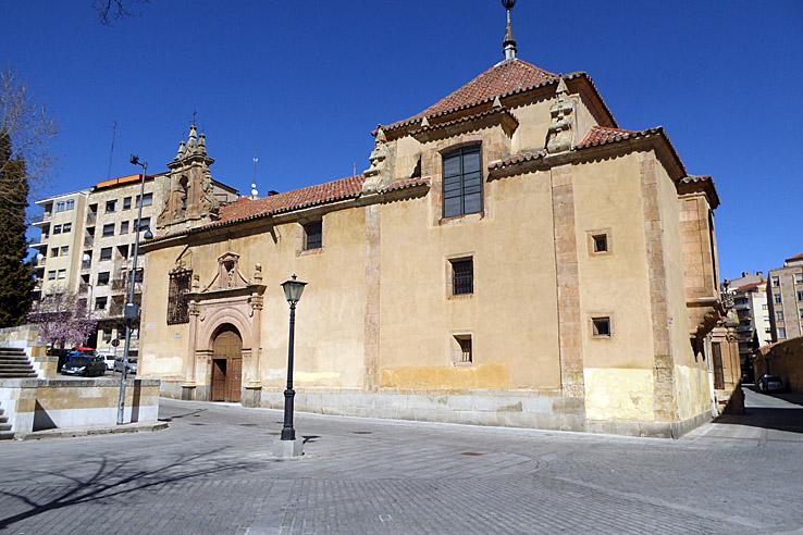 Capilla de Vera Cruz. Salamanca (U)