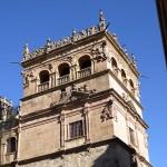 Palacio de Monterrey. Salamanca (U)