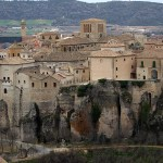 Fantastiska gamla stadskärnor. Cuenca