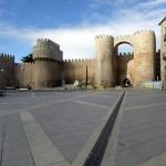 Puerta del Alcazar. Avila (U)