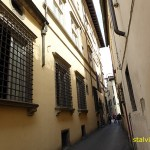 Gatumiljö. Lucca