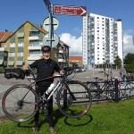 Cykla Kattegattleden. Då var det klart! Göteborg - Helsingborg, Tur och Retur