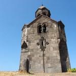 Klocktornet. Klostret Haghpat. Armenien (U)