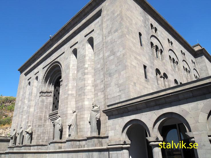Matenadaran museet. Jerevan