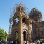 Moderkatedralen. Etchmiadzin. Armenien (U)