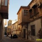 Gamla staden. Baku (U)