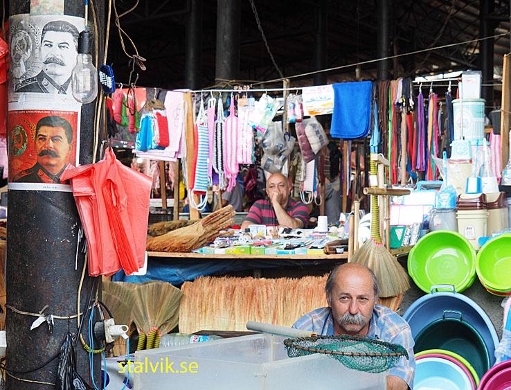 Marknaden. Telavi