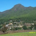 Vägen mot La Cumbrecita