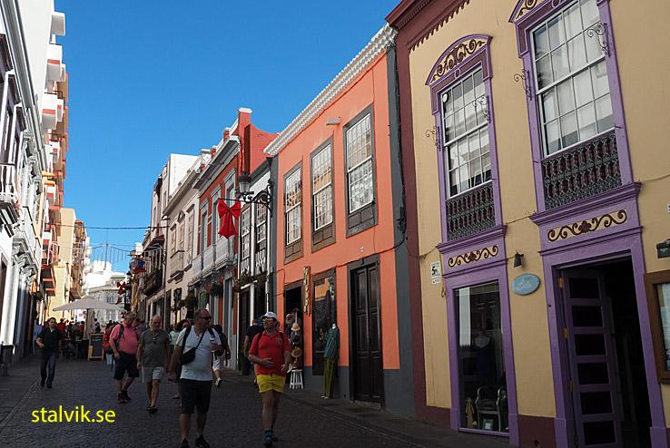 Huvudgatan O´Daly. Santa Cruz