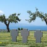 Tyska krigskyrkogården. Maleme