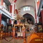 Kyrkan Agios Nikolaos. Chania