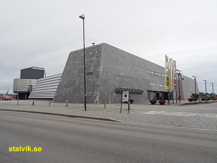 Oljemuseet. Stavanger