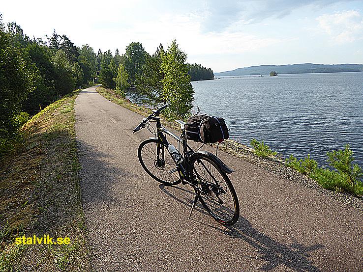 Cykling Väsman runt