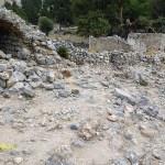 Den övergivna byn. Paleo Pyli