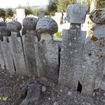 Ottomanska kyrkogården. Platani