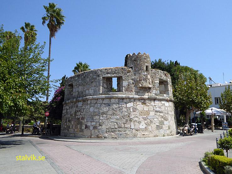 Bastion. Kos stad