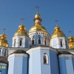 Den Helige Mikaels kloster. Kiev