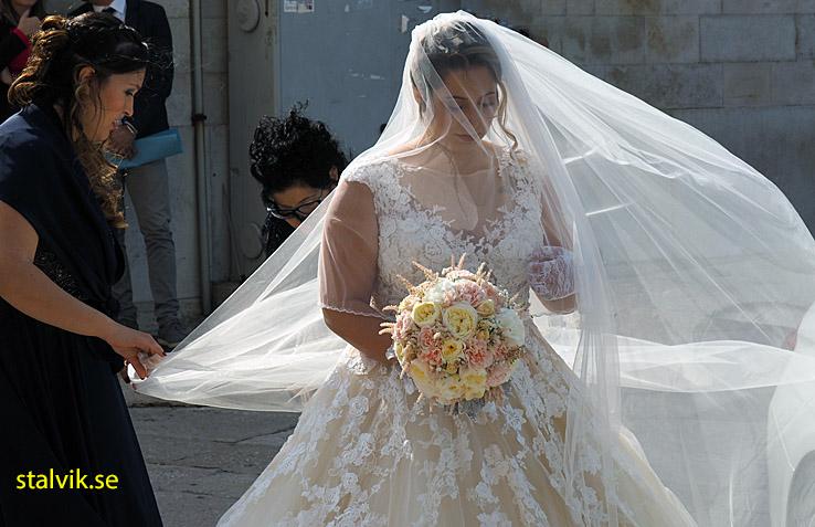 Bröllop. Trani