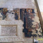 Kyrkan Chiesa di Santa Maria Maggiore. Monte Sant´Angelo