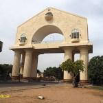 Arch 22. Banjul