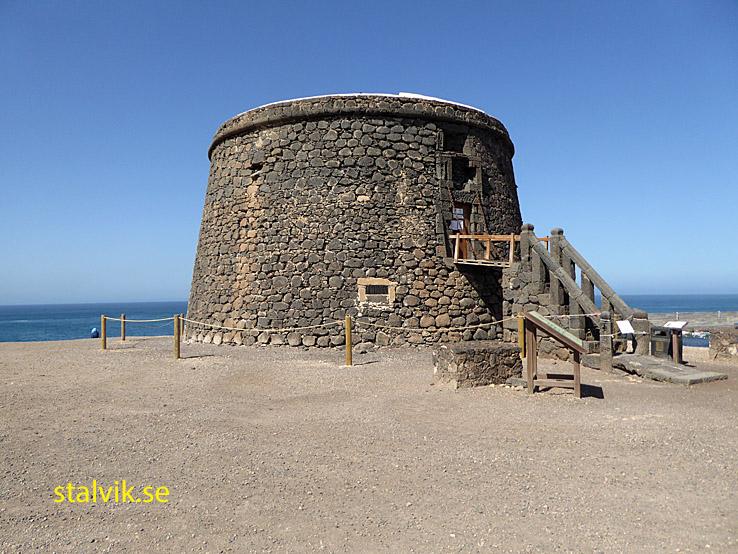 Fortet Fortaleza del Tostón. El Cotillo