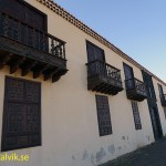Casa de los Coroneles. La Oliva