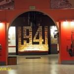 Museet. Fästningen. Brest