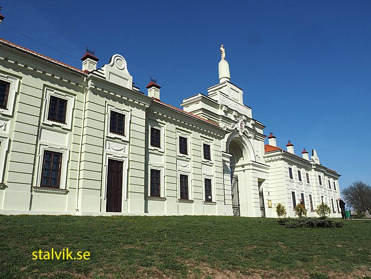 Ruzhany slottet. Kossovo
