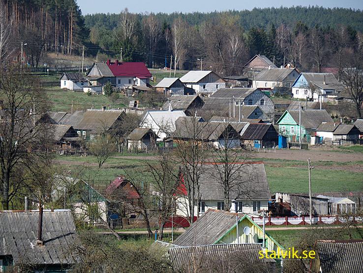Vitrysk by. Kossovo