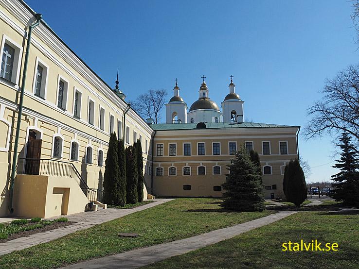 Epiphanyklostret / Boktryckarmuseet. Polotsk
