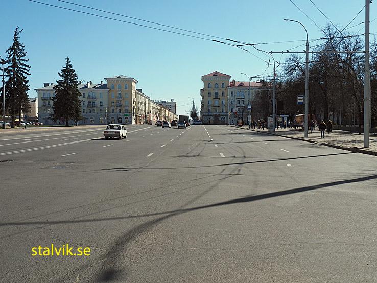 Leningatan. Vitebsk