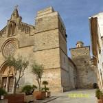 Sant Jaumekyrkan. Alcudia