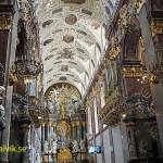 Basilikan. Klostret Jasna Gora. Czestochowa