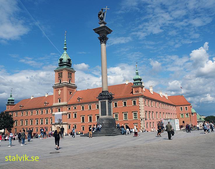 Kungliga slottet. Warszawa (U)