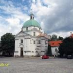Den Helige Casimirs kyrka. Nya staden. Warszawa (U)