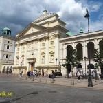 Den Heliga Annas kyrka. Warszawa